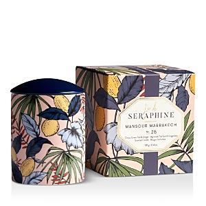 L'or de Seraphine Mansour Marrakech Medium Ceramic Candle