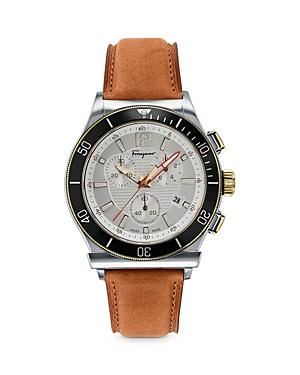 Ferragamo 1898 Sport Watch, 44mm (54% off) Comparable Value $1195