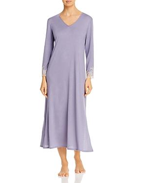 Natori Luxe Shangri-La Lounger Gown - 100% Exclusive