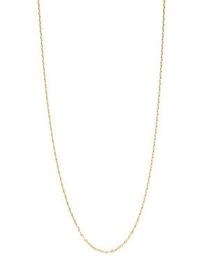 Bloomingdale's Mariner Link Chain Necklace in 14K Yellow Gold - 100% Exclusive