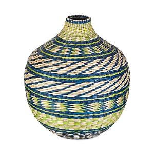 Surya Folly Small Basket Floor Vase