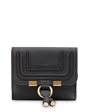 Chloe Marcie Flap Wallet