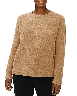 Eileen Fisher Crewneck Boxy Sweater