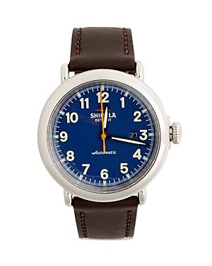 Shinola Runwell Automatic Watch, 45mm