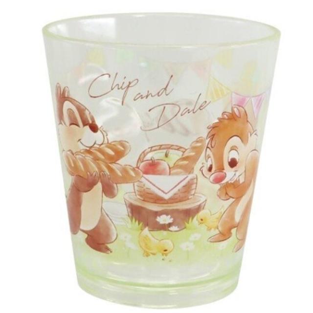 奇奇蒂蒂 無把塑膠杯 壓克力杯 透明水杯 水杯 220ml