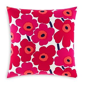 Marimekko Pienni Unikko Decorative Pillow, 26 x 26