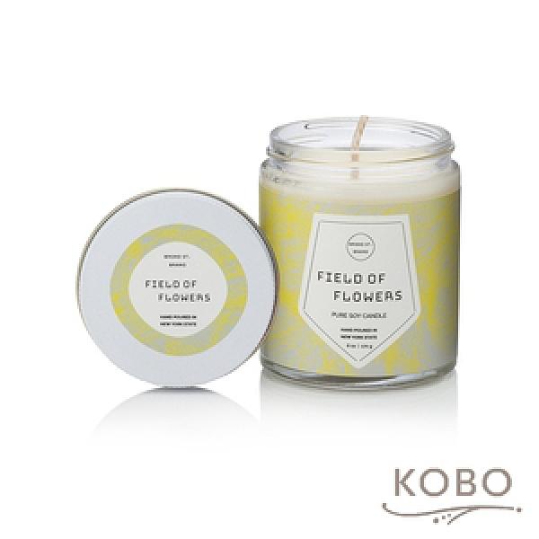 【KOBO】 美國大豆精油蠟燭-神秘花郁-170g/可燃燒35hr
