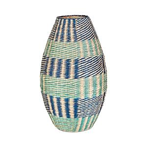 Surya Folly Medium Basket Floor Vase
