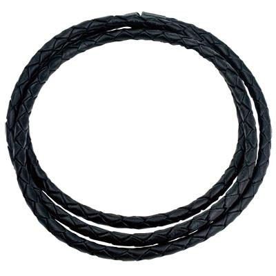 IVAN 手工編織皮繩3.5mmx90cm系列52854