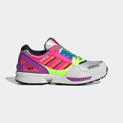 Adidas Zx 8500 Overkill [GY7642] 男鞋 運動 休閒 經典 塗鴉 聯名 愛迪達 銀 彩