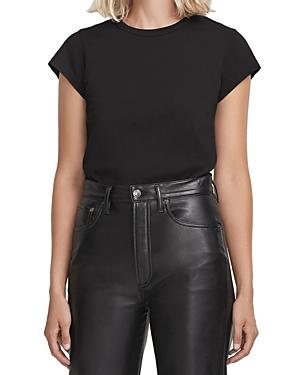 Agolde Irina Cap Sleeve Bodysuit