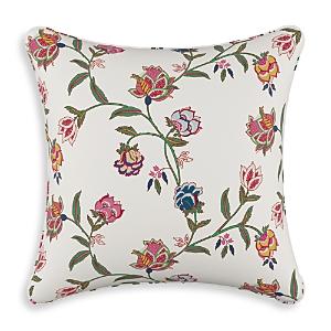 Sparrow & Wren Chintz Floral Multi Down Pillow, 20 x 20