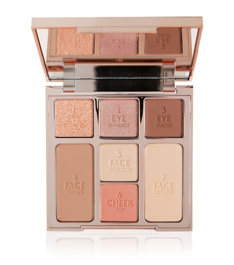 Charlotte Tilbury Pretty Blushed Instant Look In A Palette