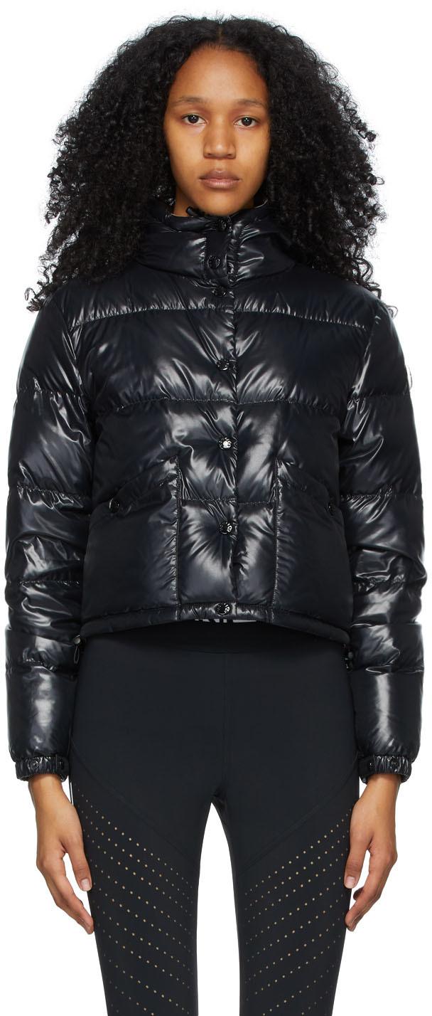 Moncler 黑色 Bardanette 羽绒夹克