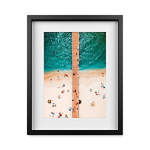 Whom Home Summer Walk Wall Art, 16 x 20
