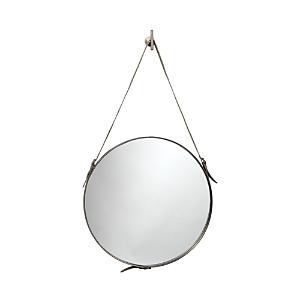 Jamie Young Large Round Hanging Mirror