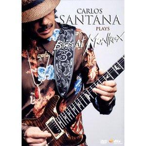 卡洛斯.聖塔納 - 蒙特勒藍調演唱會 2004 DVD  Carlos Santana Plays Blues at Montreux DVD