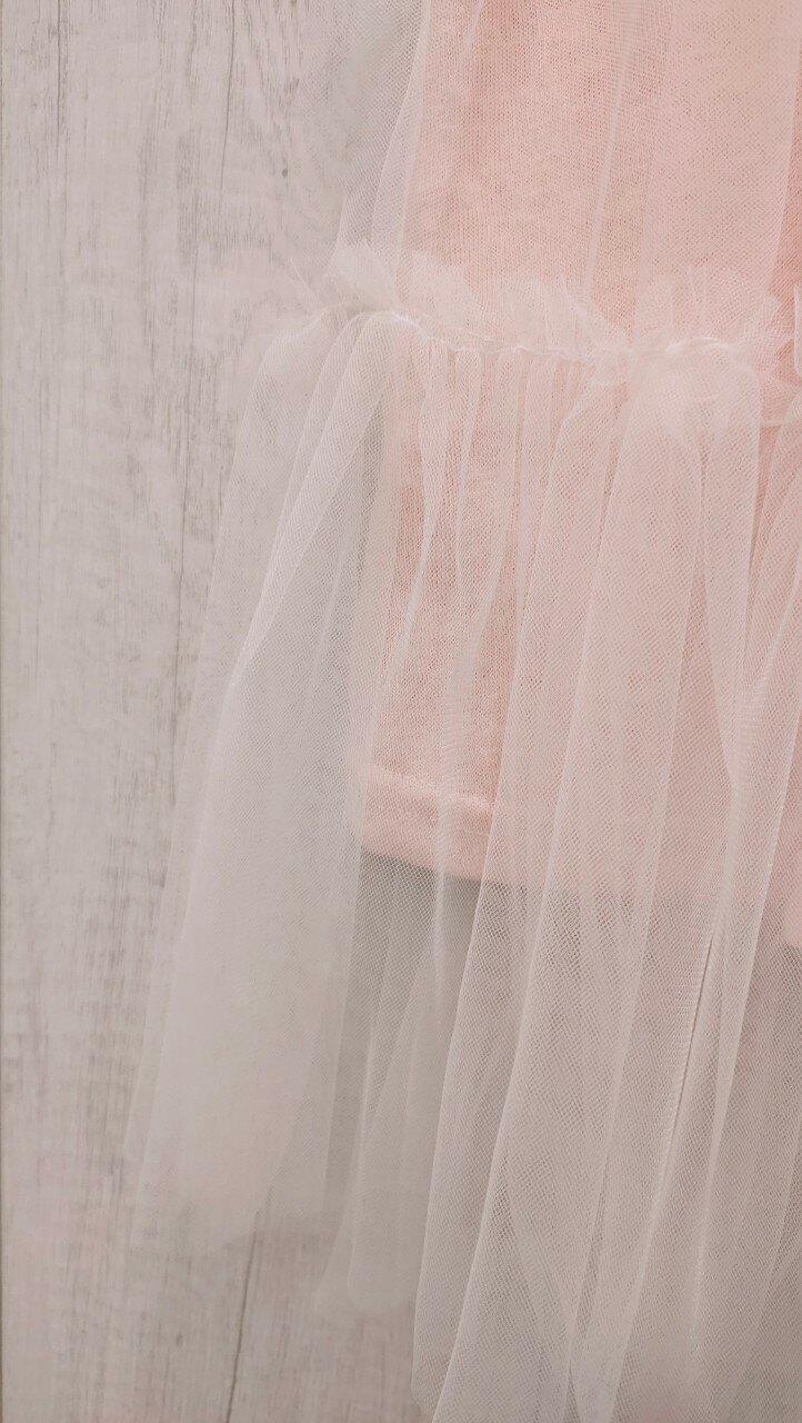 (現貨)韓版優質小中童裝 春夏款GIRL蕾絲洋裝100-140 芒果姐姐童裝屋