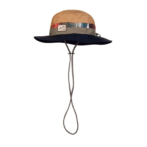 [好也戶外] BUFF 可收納圓盤帽 國家地理頻道-山峰學院 NO.119528-555