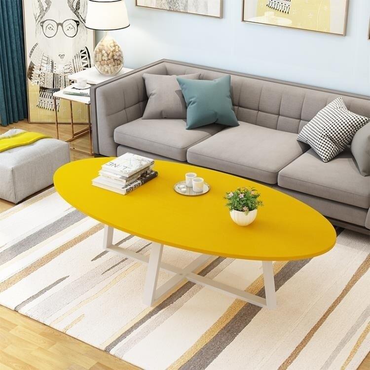 陽臺 台小茶幾几簡約餐桌兩用北歐客廳現代簡易風格經濟型迷你小戶型