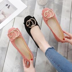 【Alice】(預購)獨賣都會氣質娃娃鞋(通勤鞋/平底鞋)