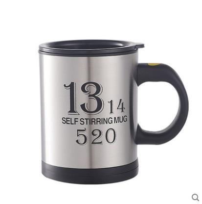 電動攪拌咖啡杯