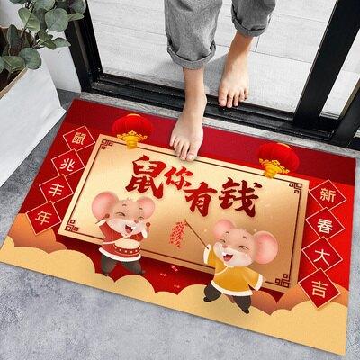消毒地墊 進門地墊可擦洗門墊客廳廚房尺寸腳踏衛生間走廊墊子鞋底消毒地毯