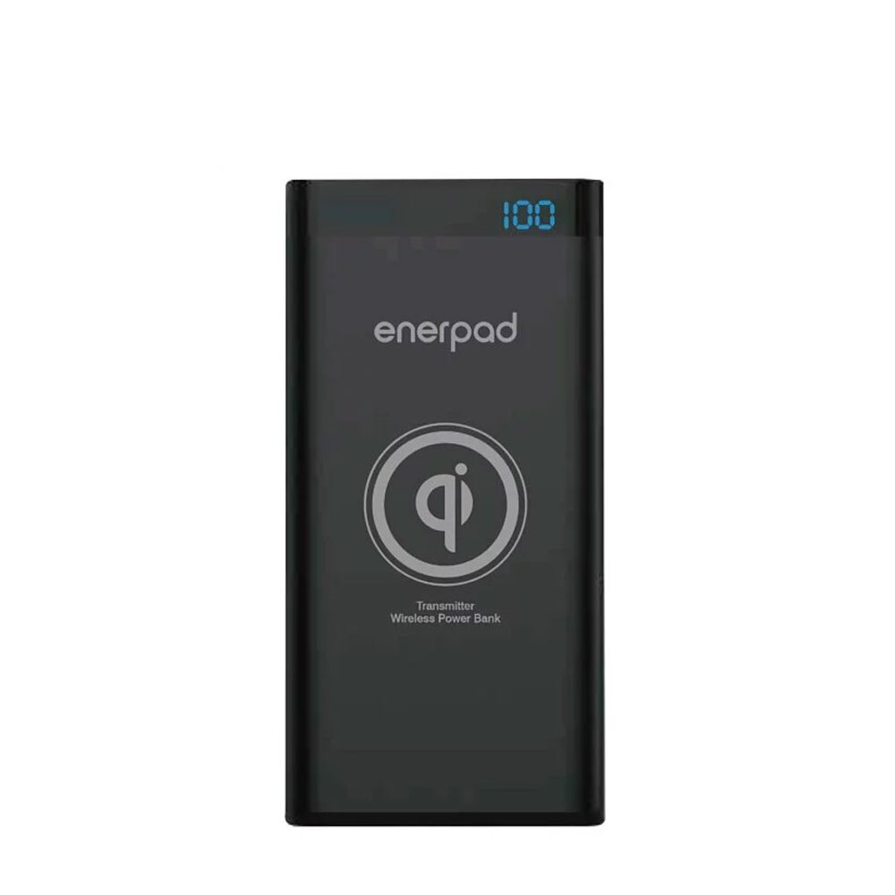 【enerpad】Q10K Qi無線充電快充行動電源【三井3C】