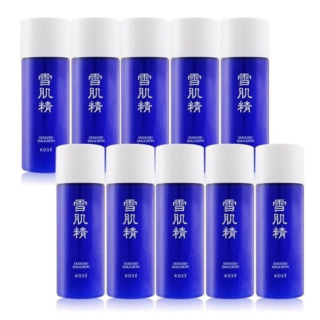 KOSE 高絲 雪肌精乳液(33ML)X10