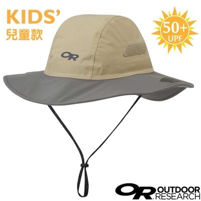 Outdoor Research 兒童款 Seattle Sombrero 熱賣 防水透氣防風牛仔大盤帽子_卡其