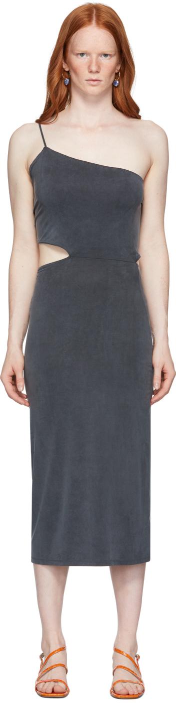 Paloma Wool 黑色 Say 连衣裙