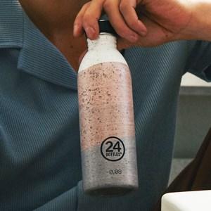 義大利 24Bottles 輕量冷水瓶 500ml - 月光小徑