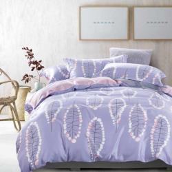 任-【杰克蘭】 淡淡愛戀 加大頂級100%嫩柔萊賽爾天絲四件式涼被床包組-獨立筒適用