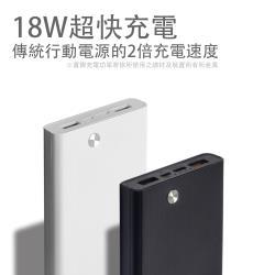 [台灣製造]PB05行動電源(10000mAh) 內建支架可直接架立手機、平板