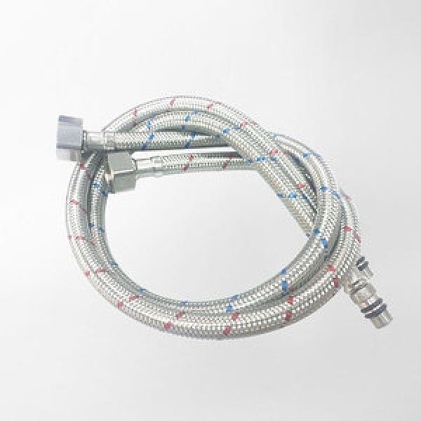 304不鏽鋼鋼絲高壓軟管(2尺)