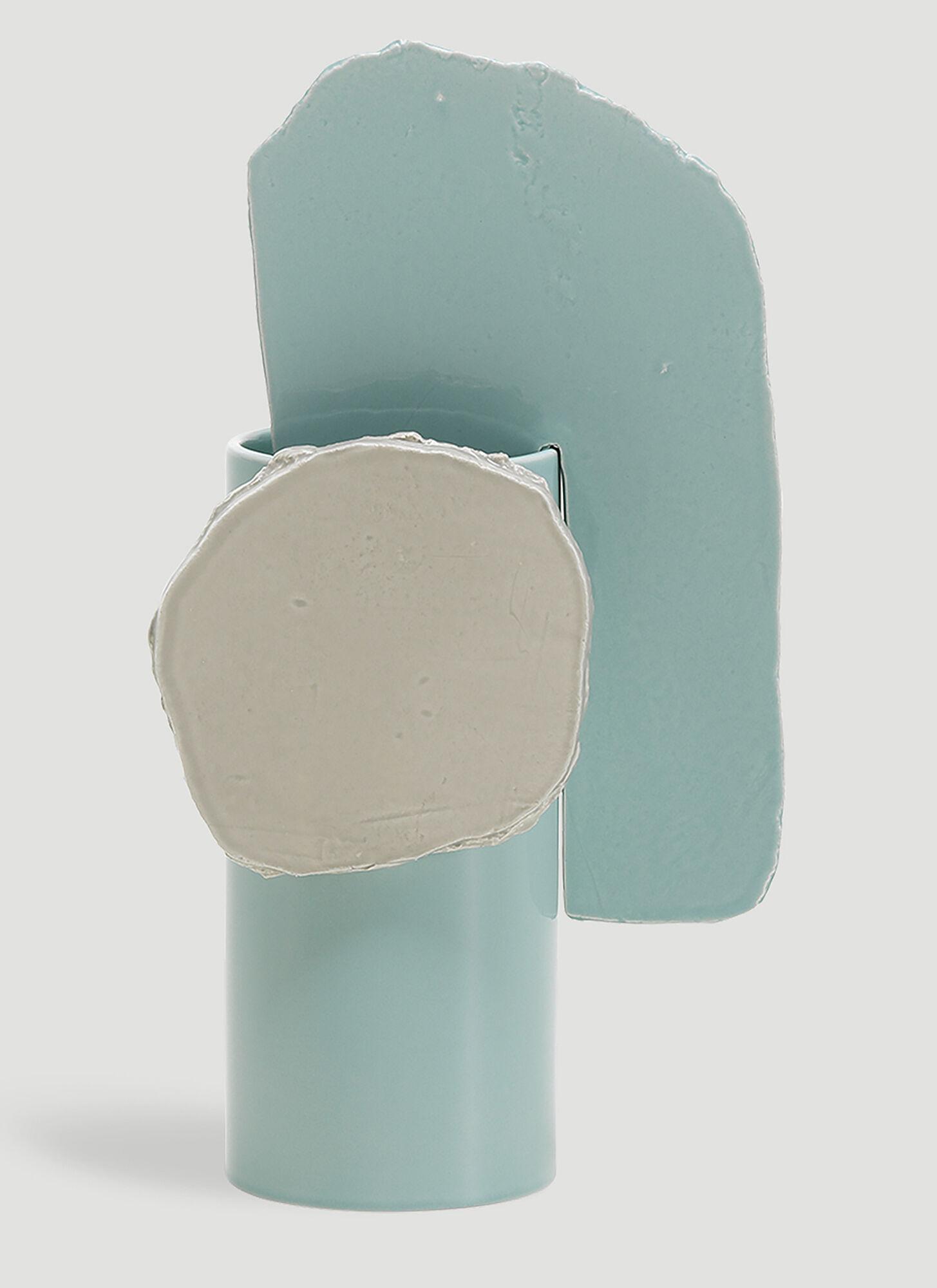 unisex Blue Ceramic.