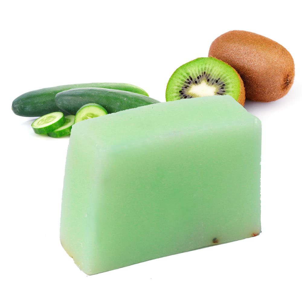 奇異果黃瓜香氛皂 150g (身體用)