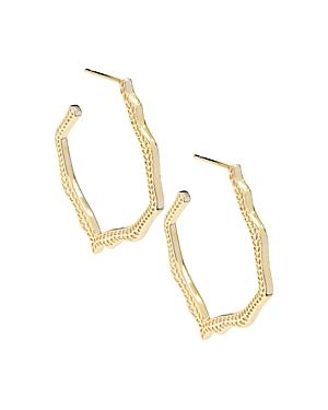 Kendra Scott Miku Hoop Earrings