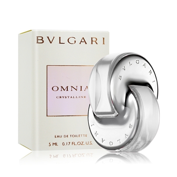 BVLGARI寶格麗 晶澈女性淡香水(5ml)-國際航空版