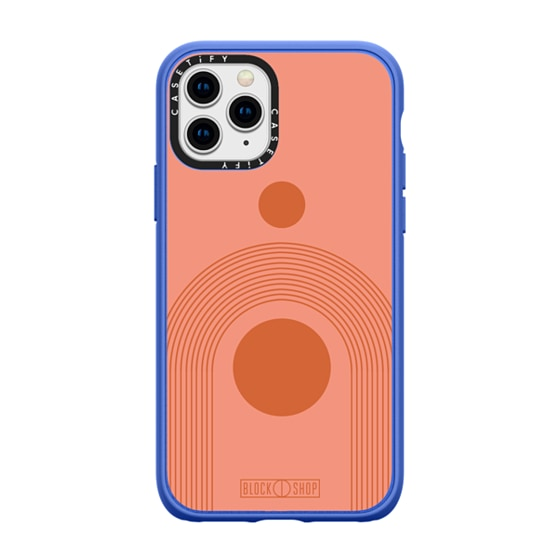 CASETiFY iPhone 11 Pro Casetify Black Impact Resistance Case - PALACE