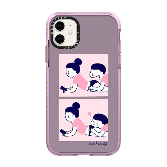 CASETiFY iPhone 11 Impact Case - Bon Appetit