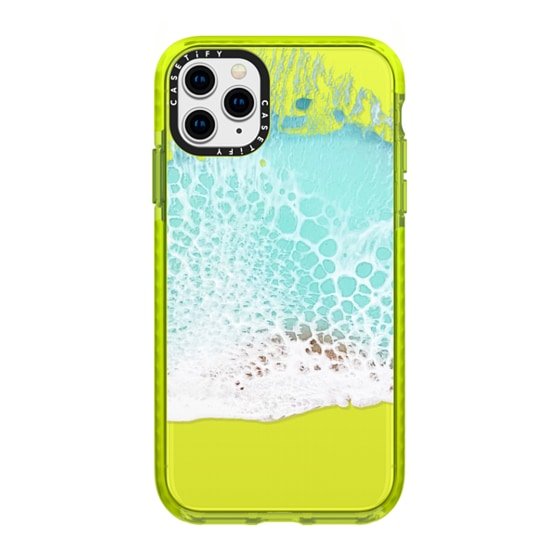 CASETiFY iPhone 11 Pro Max Impact Case - Pali Android Case by Ann Upton