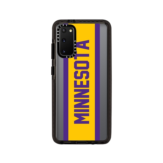 CASETiFY Samsung Galaxy S20 Impact Case - Game Day - Minnesota 2
