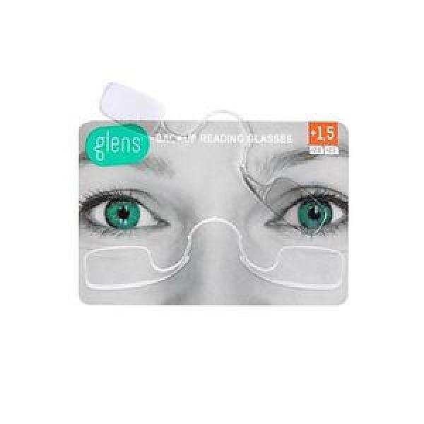 GLENS 卡片老花眼鏡 - 經典圖案200 度