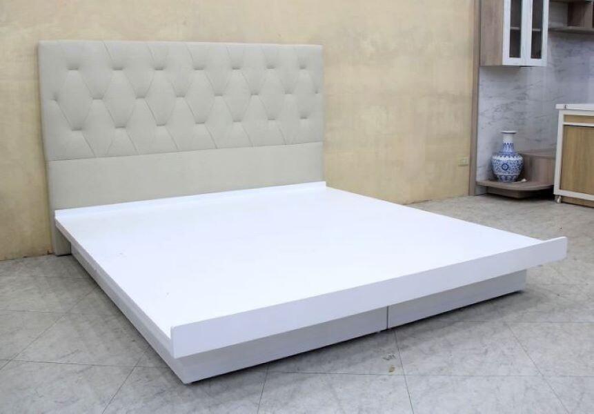 歐風別館晶鑽五尺白色雙人掀床基隆至台中免運費
