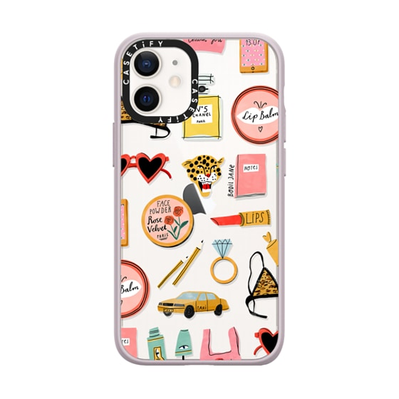 CASETiFY iPhone 12 mini Impact Case - BEAUTY ESSENTIALS BY BODIL JANE