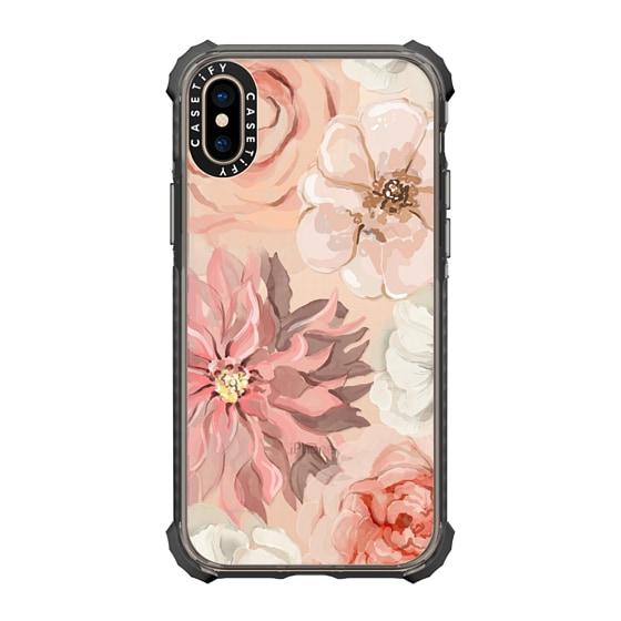 CASETiFY iPhone Xs Ultra Impact Case - Pretty Blush