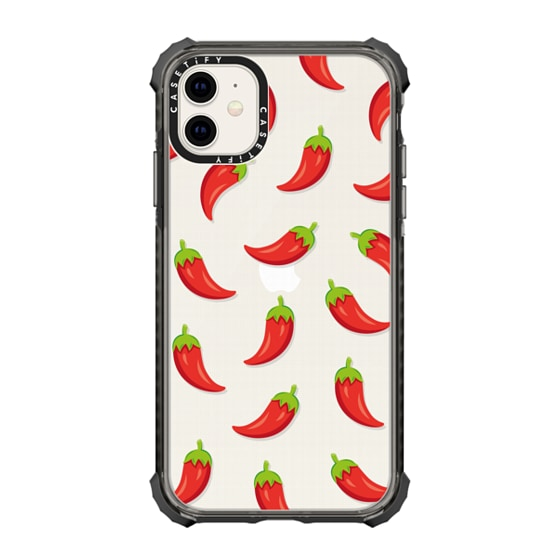 CASETiFY iPhone 11 Ultra Impact Case - SPICY CHILLI
