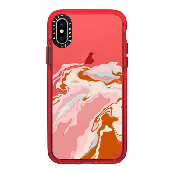 CASETiFY iPhone X Impact Case - Sunset by Ali Yeadon