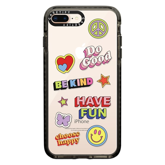 CASETiFY iPhone 8 Plus Impact Case - Have Fun Phone Case by Quotes by Christie